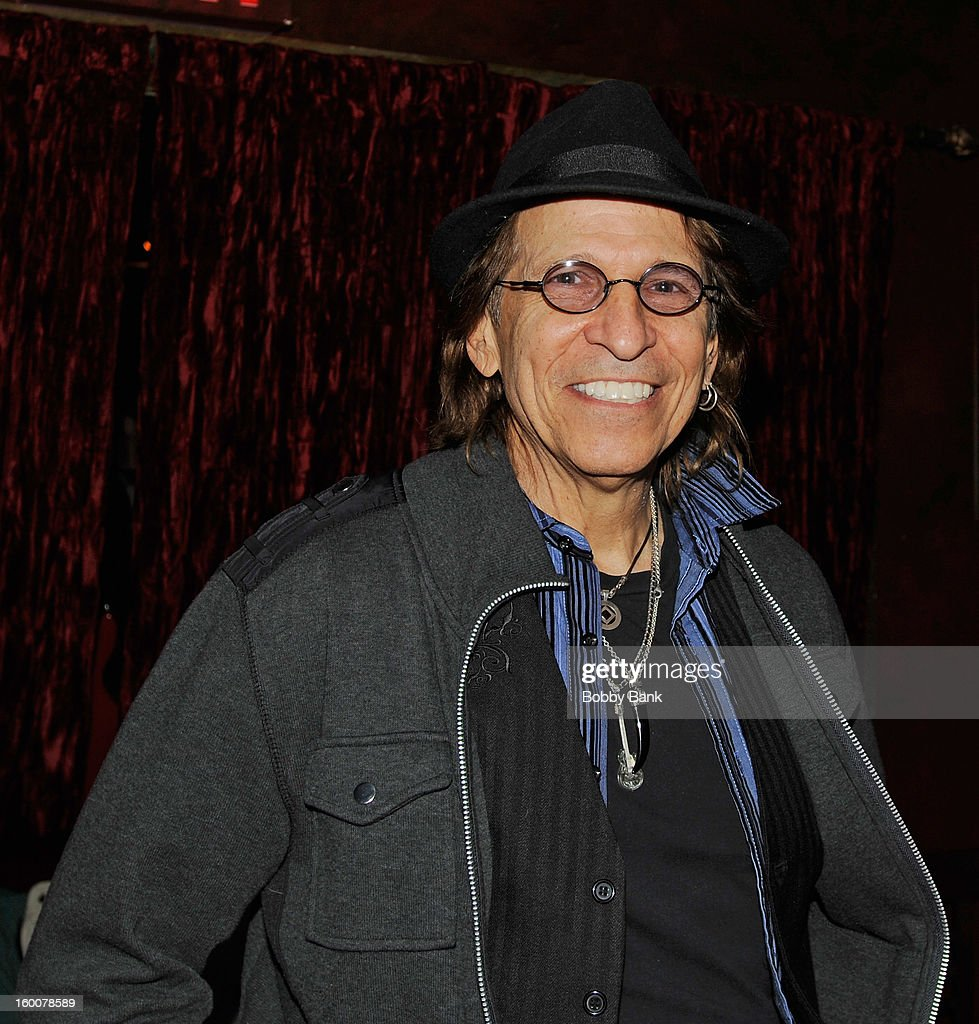 Richie Supa performs at The Cutting Room on January 25, 2013 in New York, New York.