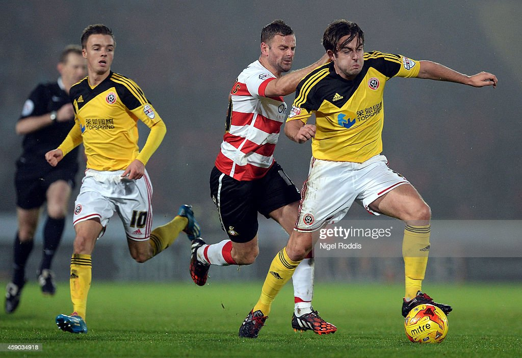 Doncaster Rovers v Sheffield United - Sky Bet League One