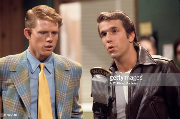 DAYS Richie's Flip Side Season Two 7/15/74 Richie is forced into being a disc jockey at a local radio station when one there suddenly quits His boss...