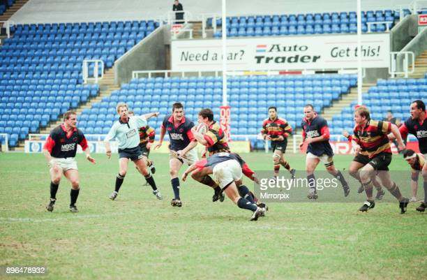 Richmond 40-22 London Scottish, English Rugby Union Premiership match at the Madejski Stadium, Reading, Saturday 23rd January 1999.