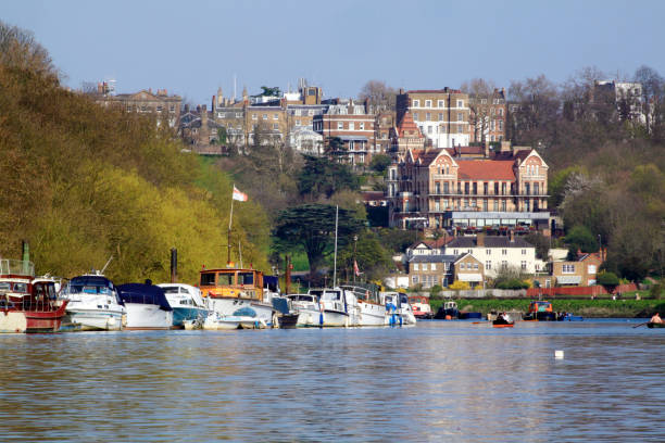 Richmond and River Thames
