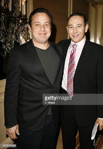 Richmond Arquette and Paul Reubens during AFI Honors Hollywood's Arquette Family With The Sixth Annual 'Platinum Circle Awards' Green Room and Show...