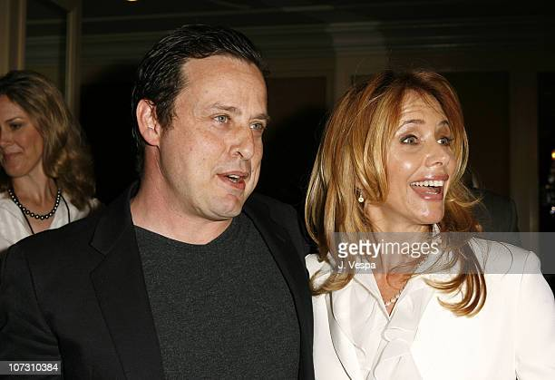 Richmond Arquette and Rosanna Arquette during AFI Honors Hollywood's Arquette Family With The Sixth Annual 'Platinum Circle Awards' Green Room and...