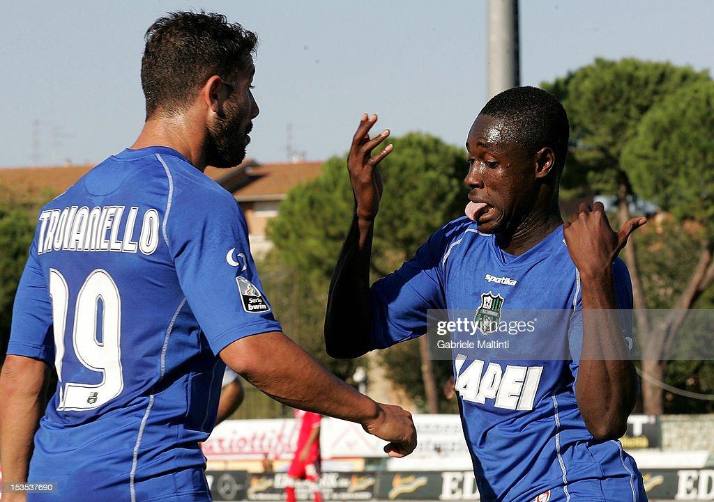 US Grosseto FC v US Sassuolo - Serie B