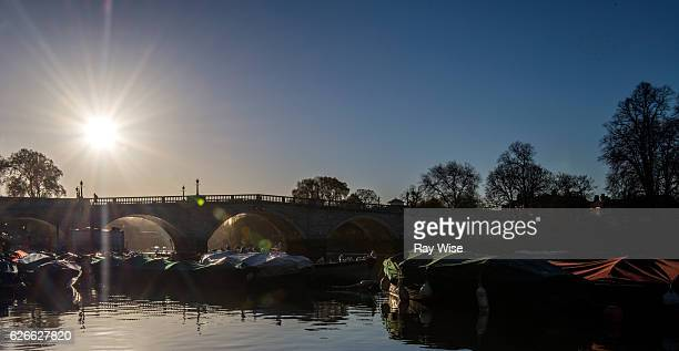 richmond bridge and rays of sunlight - richmond san rafael bridge stock pictures, royalty-free photos & images