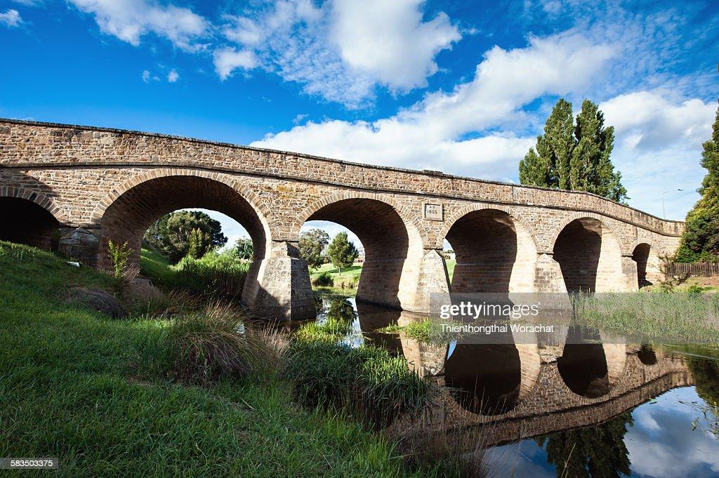 Richmond Bridge : Stock Photo