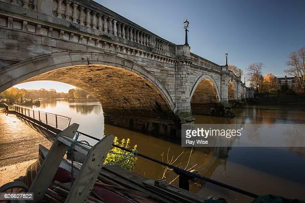 richmond bridge sunrise - san rafael california stock pictures, royalty-free photos & images