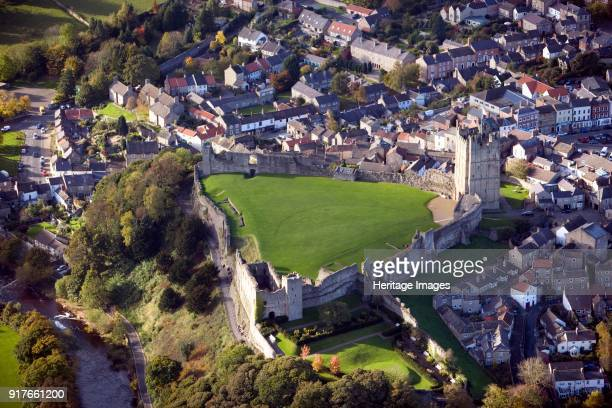 Richmond Castle North Yorkshire 2008 Built soon after the Norman Conquest Richmond Castle commands a strong position on the banks of the River Swale...