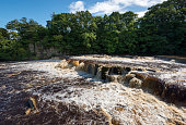 Richmond falls, Richmond, North Yorkshire, England