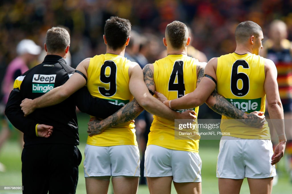 2017 AFL Grand Final - Adelaide v Richmond : News Photo