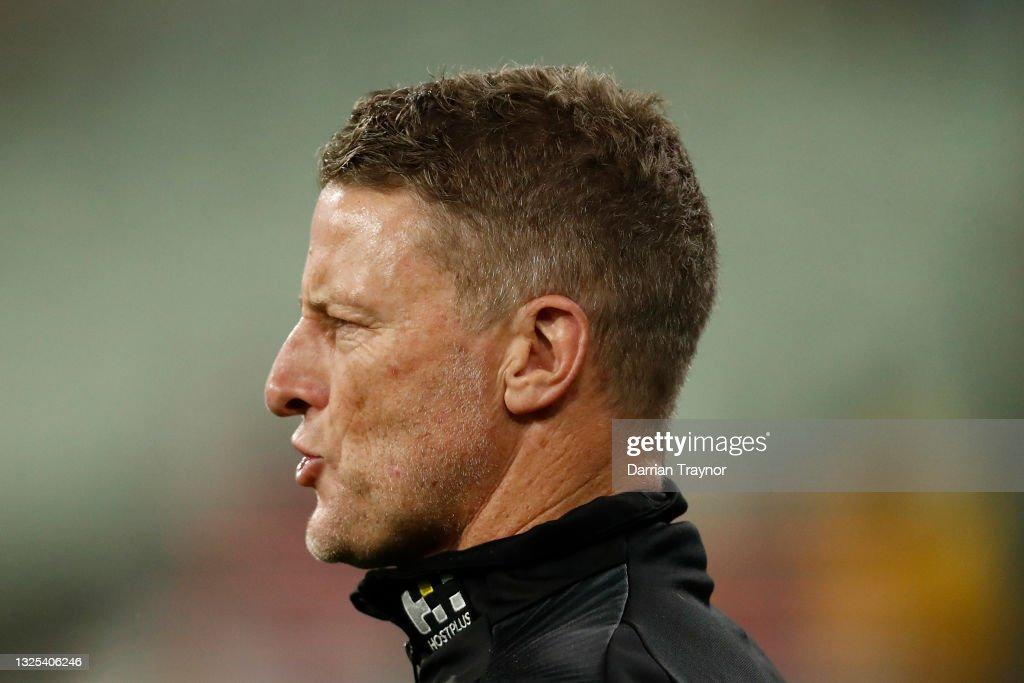 AFL Rd 15 - Richmond v St Kilda : News Photo