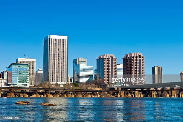 richmond, virginia, usa - richmond virginia stock pictures, royalty-free photos & images