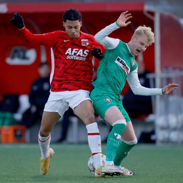NLD: Jong AZ Alkmaar v FC Dordrecht - Dutch Keuken Kampioen Divisie