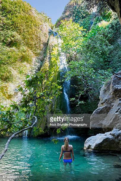 Richtis Gorge, Crete, Greece.