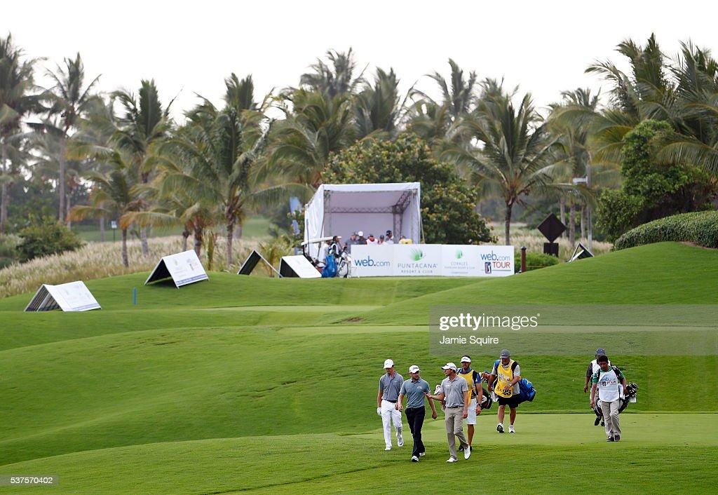 Corales Puntacana Resort And Club Championship - Round One