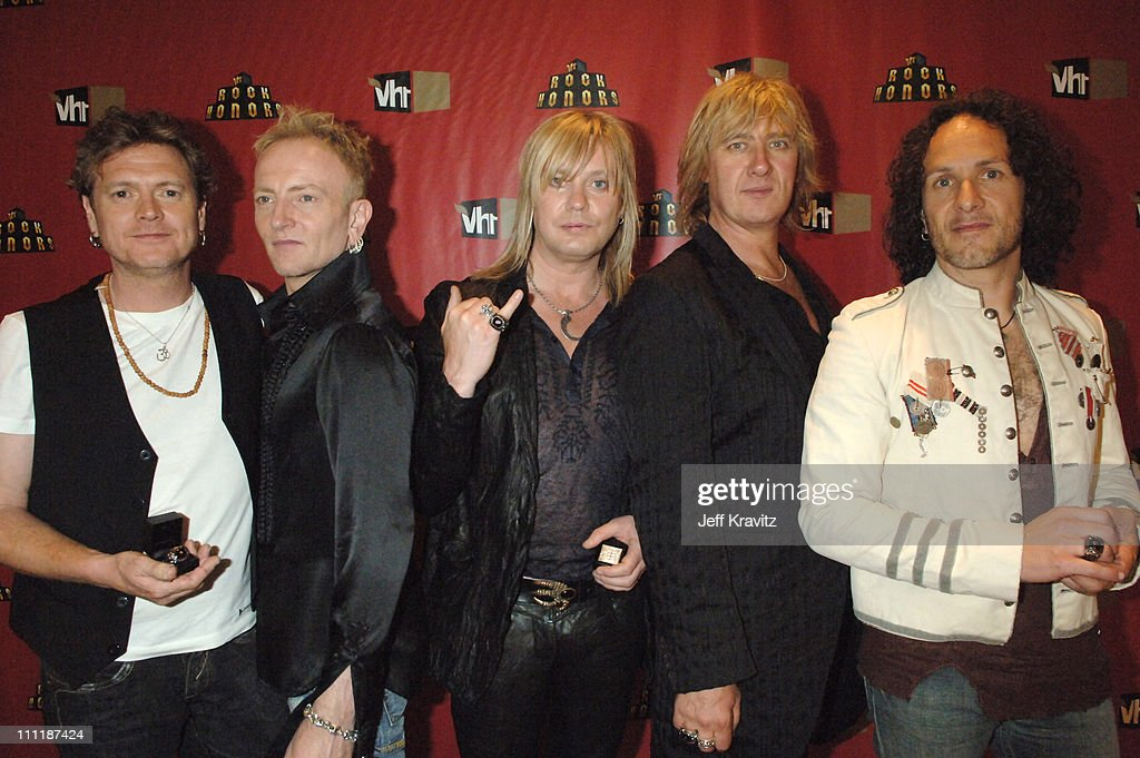 2006 VH1 Rock Honors - After Party : News Photo