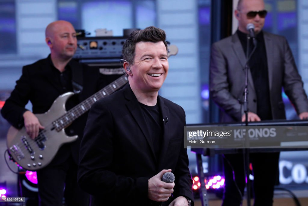 "ABC's ""Good Morning America"" - 2017 : ニュース写真"