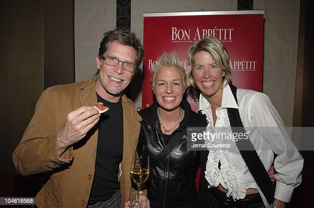 Rick Bayless Sharon Riddell and Elizabeth Falkner