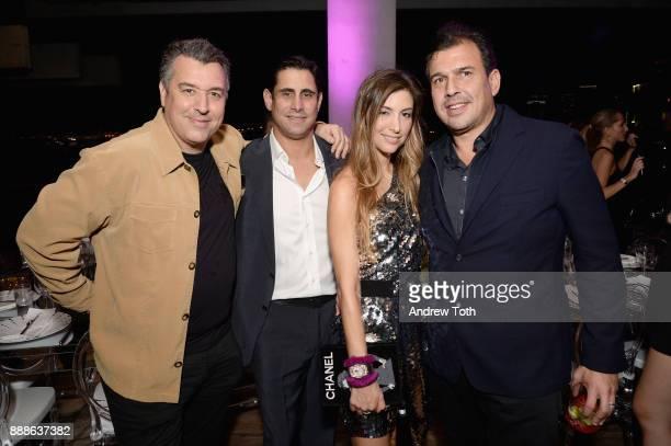 Rick De La Croix attends Hublot and Haute Living's annual Hublot Loves Art dinner celebrating Richard Orlinski with Ricky Martin at Perez Art Museum...
