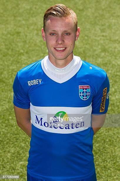 Rick Dekker During The Team Presentation Of Pec Zwolle On July 18 News Photo Getty Images