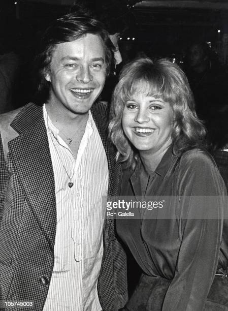 Rick Derringer and Lorna Luft during Times Square Opening Party at Tavern on the Green in New York City New York United States