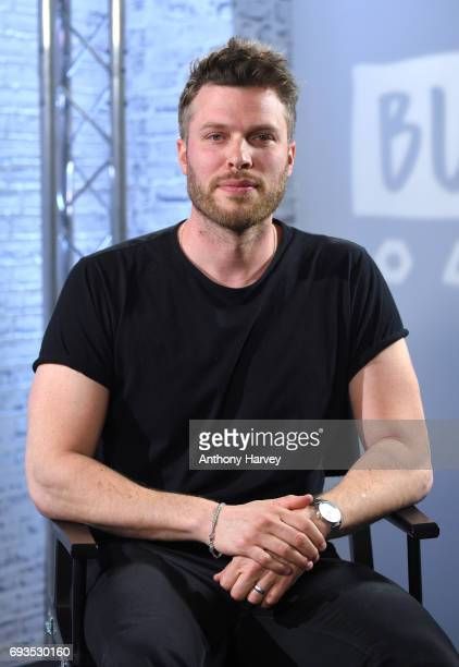 Rick Edwards at the Build LDN event at AOL London on June 7 2017 in London England