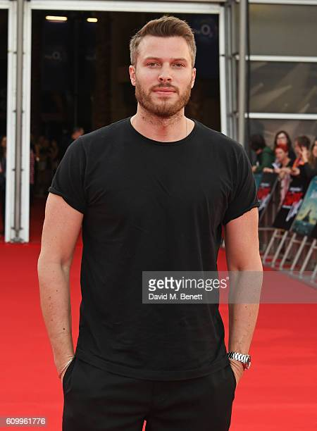 Rick Edwards attends the Empire Live 'Swiss Army Man' 'Imperium' double bill gala screening at Cineworld 02 Arena on September 23 2016 in London...