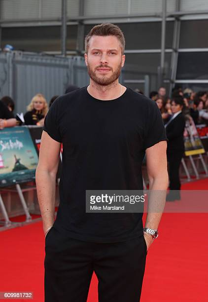 Rick Edwards attends the premieres of Swiss Army Man and Imperium part of Empire Live in conjunction with Ubeeqo the Official Transport Providers At...