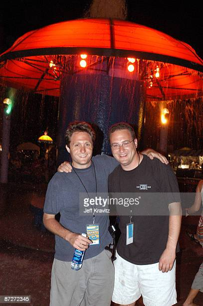 Rick Farman and Jason Weinstock