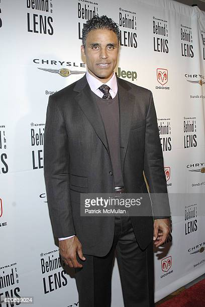 Rick Fox attends Chrysler LLC Presents the 6th Annual Behind The Lens Award Honoring Spike Lee at Beverly Hills on March 26 2008 in Beverly Hills...