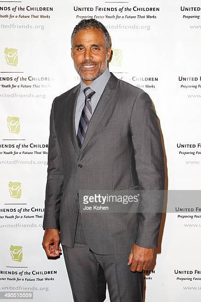 Rick Fox attends the United Friends Of The Children Brass Ring Awards Dinner 2014 at The Beverly Hilton Hotel on June 3 2014 in Beverly Hills...