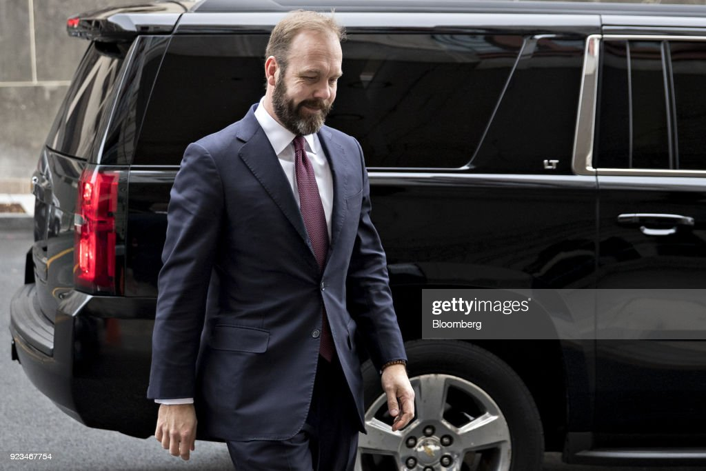 Ex-Trump Campaign Aide Rick Gates Pleads Guilty In Mueller Russia Probe