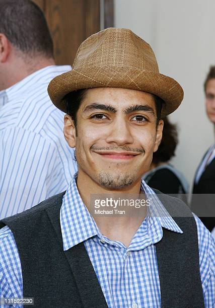 Rick Gonzalez arrives at the House of Harlow 1960 Clandestine Industries fashion show held at Boulevard3 on June 4 2009 in Hollywood California