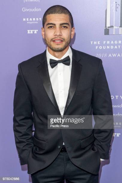 Rick Gonzalez attends 2018 Fragrance Foundation Awards at Alice Tully Hall at Lincoln Center