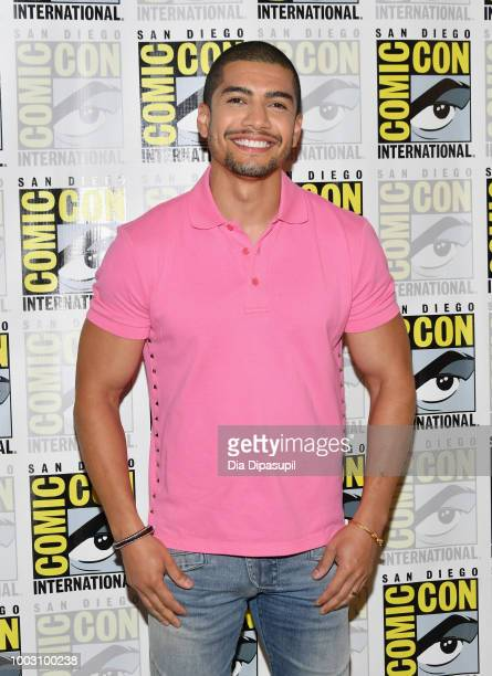 Rick Gonzalez attends the 'Arrow' Press Line during ComicCon International 2018 at Hilton Bayfront on July 21 2018 in San Diego California