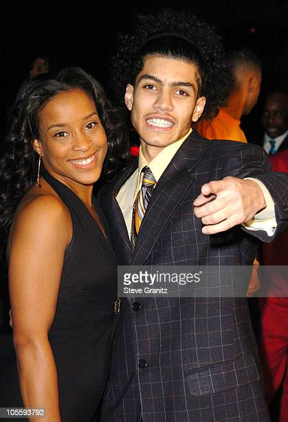 Rick Gonzalez during 'Coach Carter' Los Angeles Premiere Arrivals at Grauman's Chinese Theatre in Hollywood California United States