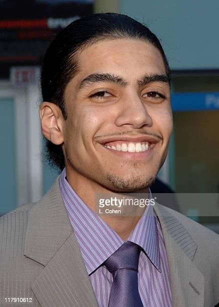 Rick Gonzalez during 'Pulse' Los Angeles Premiere Red Carpet at Arclight in Hollywood California United States