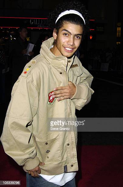 Rick Gonzalez during 'Sky Captain and the World of Tomorrow' Los Angeles Premiere Arrivals at Grauman's Chinese Theatre in Hollywood California...