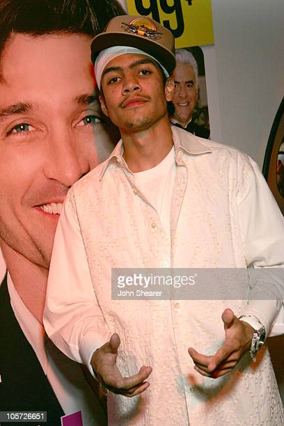 Rick Gonzalez during The 57th Annual Emmy Awards TV Guide and Inside TV After Party Inside at Hollywood Roosevelt Hotel in Hollywood California...