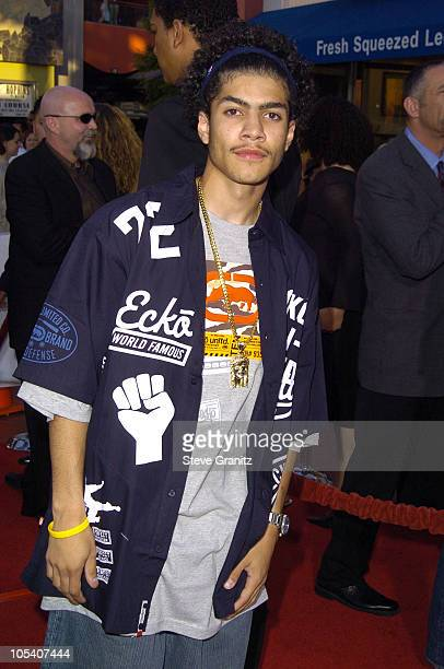 Rick Gonzalez during 'The Chronicles Of Riddick' World Premiere Arrivals at Universal Amphitheatre in Universal City California United States