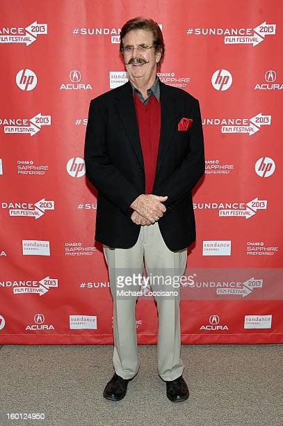 Rick Hall attends the 'Muscle Shoals' Premiere during the 2013 Sundance Film Festival at Eccles Center Theatre on January 26 2013 in Park City Utah