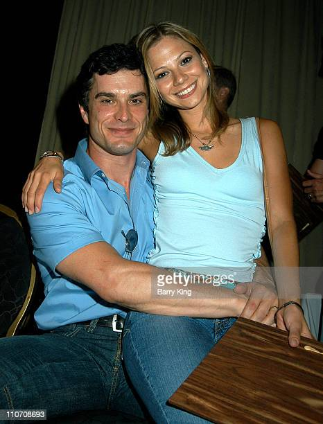 Rick Hearst Tamara Braun during ABC's 'General Hospital' Fan Day Event at Sportsmen's Lodge in Studio City California United States