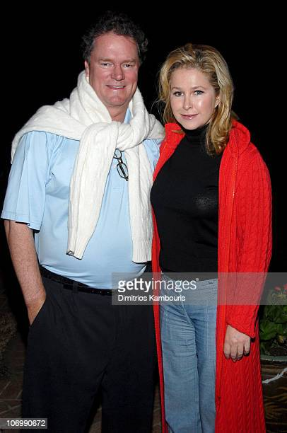 Rick Hilton and Kathy Hilton during The Cinema Society of the Hamptons Film Festival and the Wall Street Journal Host the Premiere of The Groomsmen...