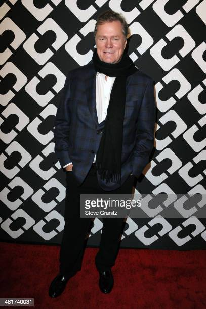 Rick Hilton attends Diane Von Furstenberg's 'Journey Of A Dress' Premiere Opening Party at Wilshire May Company Building on January 10 2014 in Los...