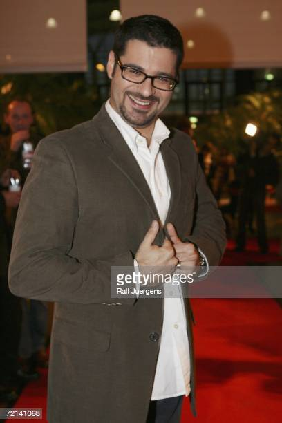 Rick Kavanian attends the German Comedy Awards at The Coloneum on October 10 2006 in Cologne Germany