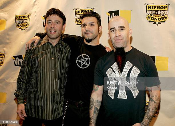 Rick Krim EVP of Talent Relations and Music Programming with Anthrax