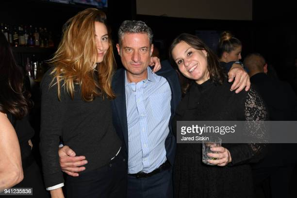 Rick Leventhal with Guests attend Sean Hannity Friends Celebrate the Publication of The Geraldo Show A Memoir By Geraldo Rivera at Del Frisco's on...