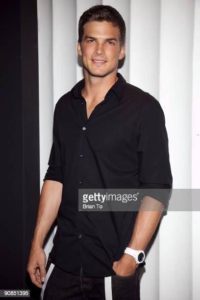 Rick Malambri attends Mi6 Nightclub Grand Opening Party on September 15 2009 in West Hollywood California