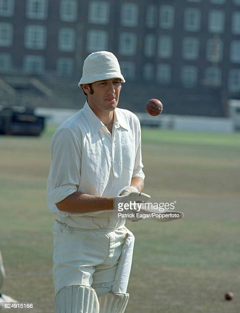 Rick McCosker of Australia during the Prudential World Cup at The Oval London 14th June 1975