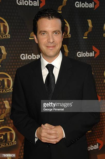 Rick Mercer attends The 22nd Annual Gemini Awards at the Conexus Arts Centre on October 28, 2007 in Regina, Canada.